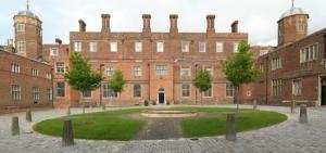 Birthplace of Elizabeth Brooke
