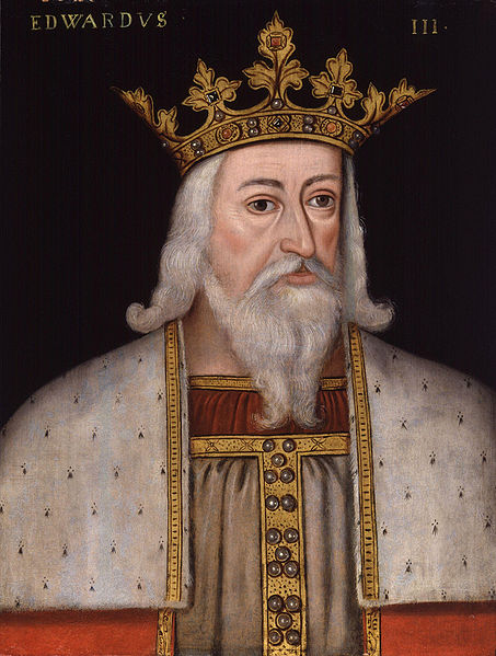 Our ancestor Edward III.
