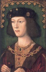 Henry VIII at Coronation